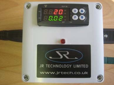 Over-temperature Sentinel Controller and Timer Type JRT-OT/T