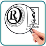 JRTL is an ISO 9001:2000 approved company