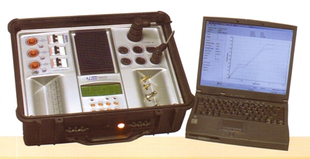 HBC-4301 Main Control Case with Notebook