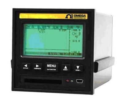 Paperless Recorder / Data Logger Type JRTDL/2-IN